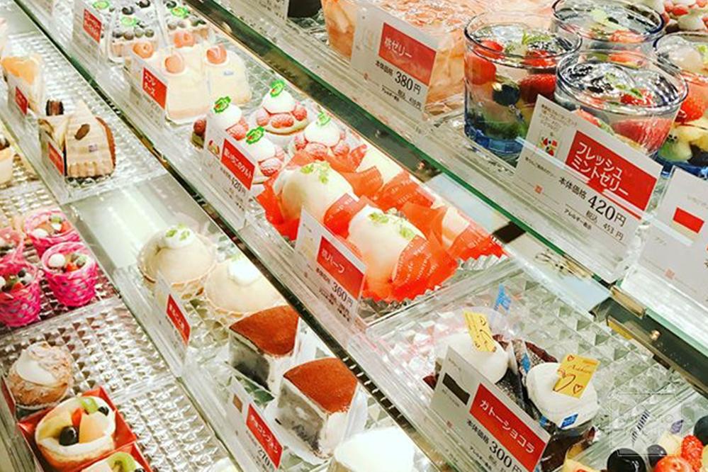 帯広 あさひや 洋菓子店 ソフトクリーム ケーキ