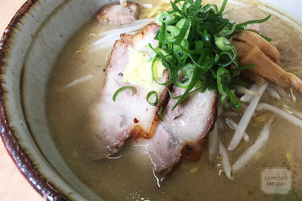 彩未 ラーメン 美園 札幌 豊平区 行列 味噌