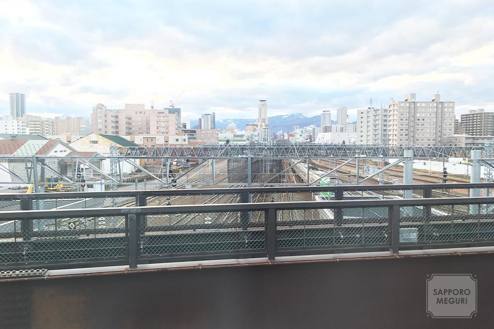 札幌 苗穂駅 新駅舎 移転 開業