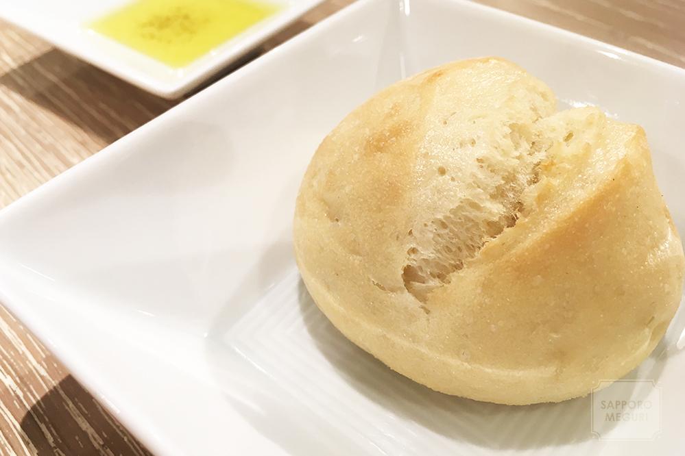 ザプレミアリビングの米粉パン