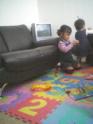 札幌デンタルクリニックの託児室