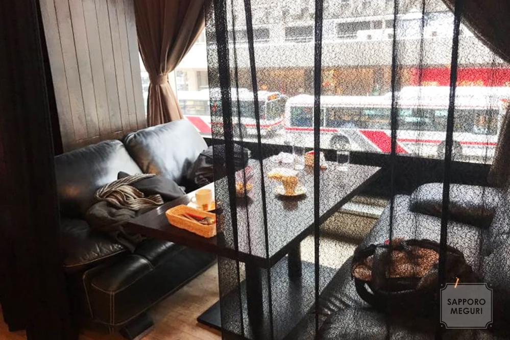 ラカサブランカの半個室