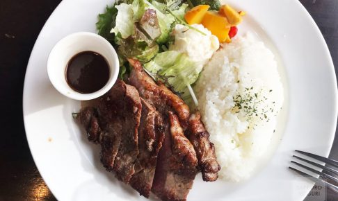 ラカサブランカの10食限定プレート