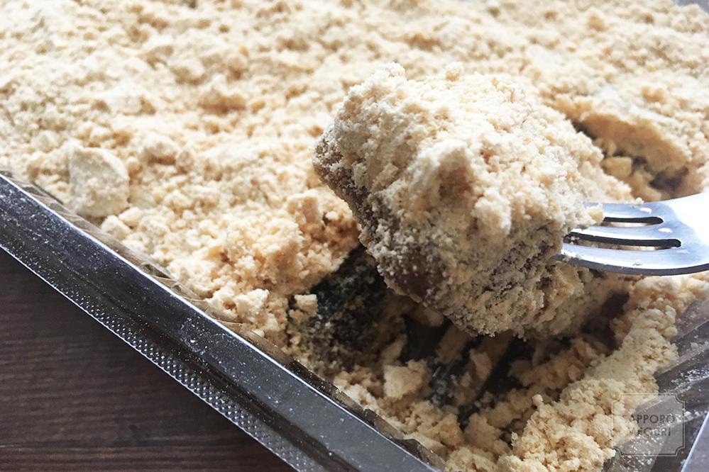 増田おはぎのわらび餅