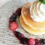 豊平区 月寒 金のスプーン パンケーキ デザート 子連れ ランチ