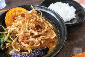 江別エンヤスパイスのスープカレー